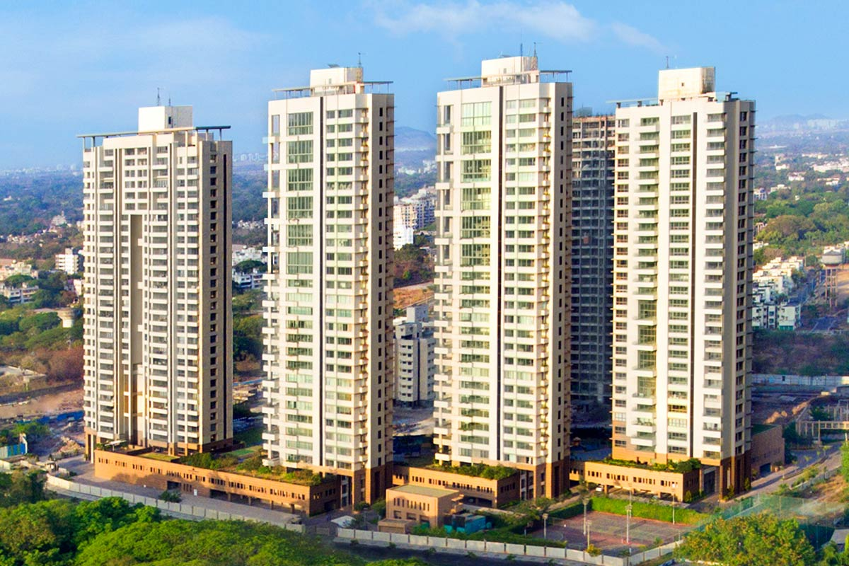 Luxury apartments in Pune