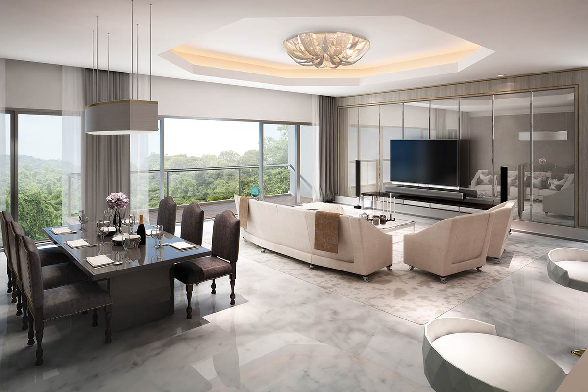 High End Apartments in Pune