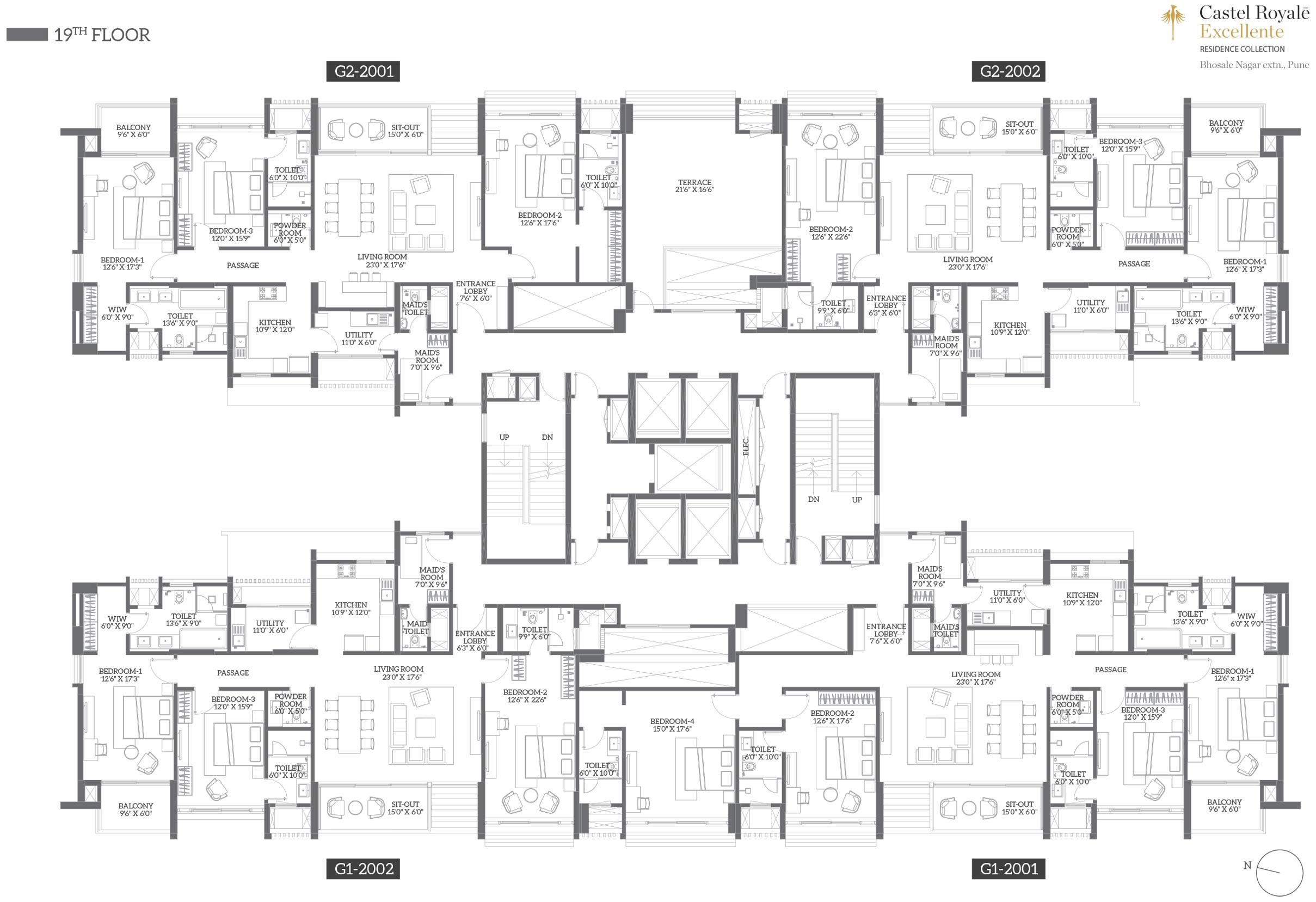 pune luxury homes
