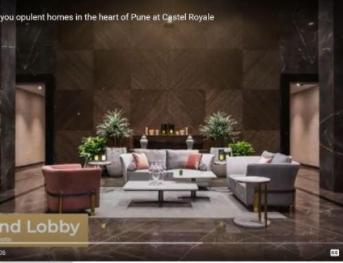ABIL Offers you opulent homes in the heart of Pune at Castel Royale